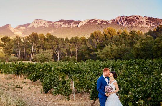 French Wedding at Domaines Bunan