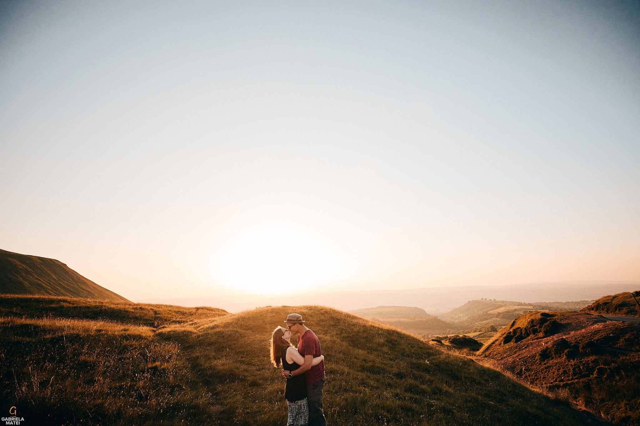 The Brecon Beacons Engagement Photographers