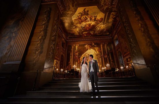 Painted Hall Wedding Old Royal Naval College wedding