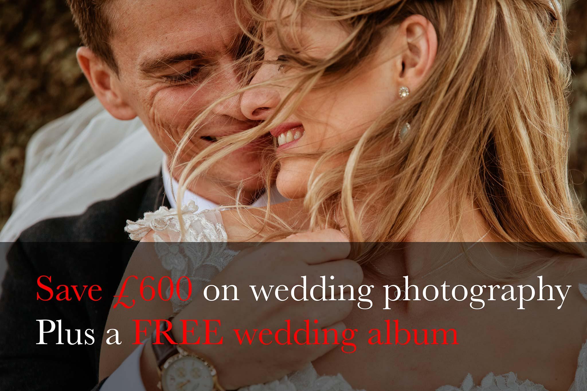 Wedding Photography Offer 2018 Christmas