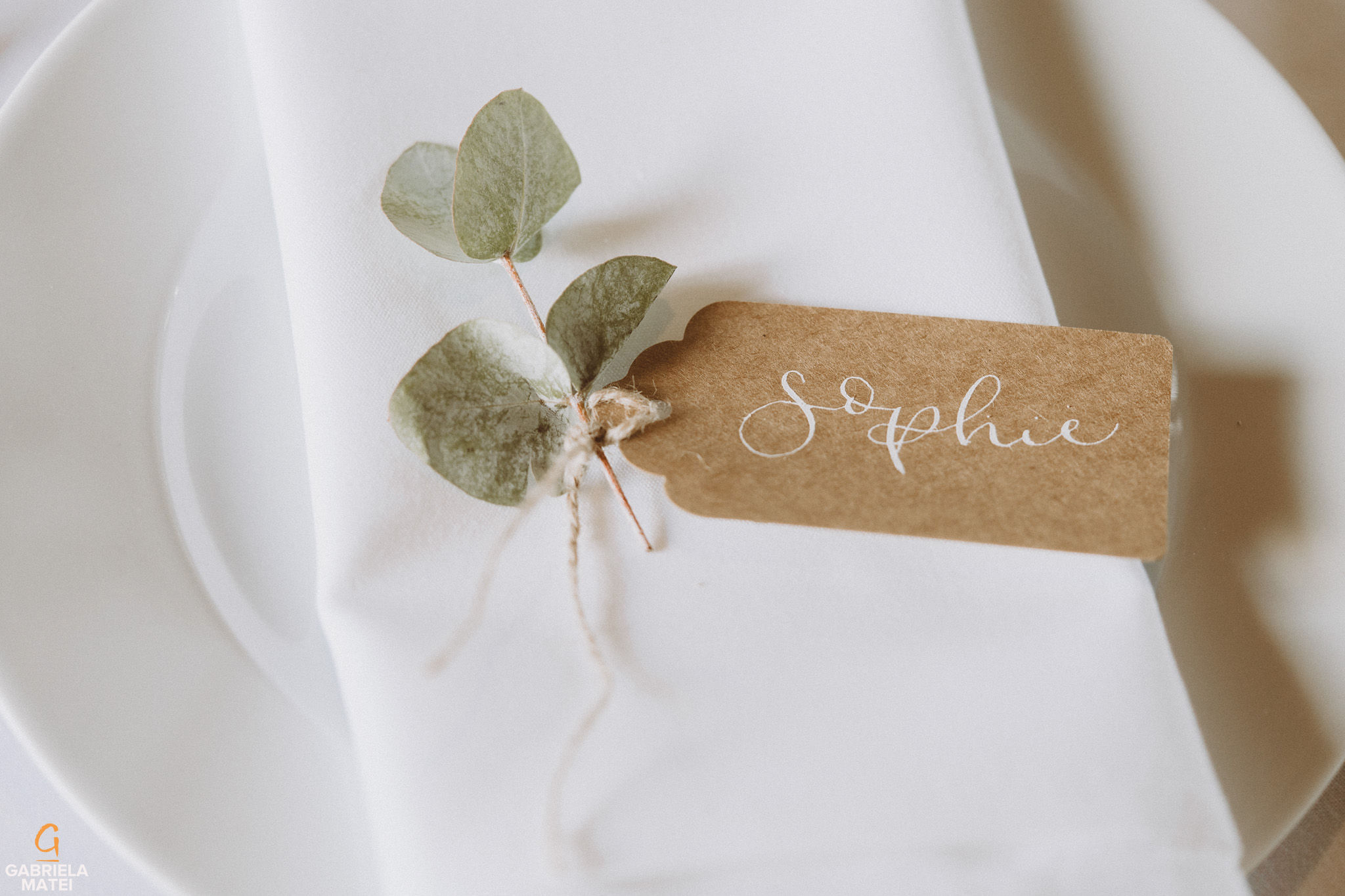 Wedding details table placements at South Stoke Barn wedding venue in Arundel