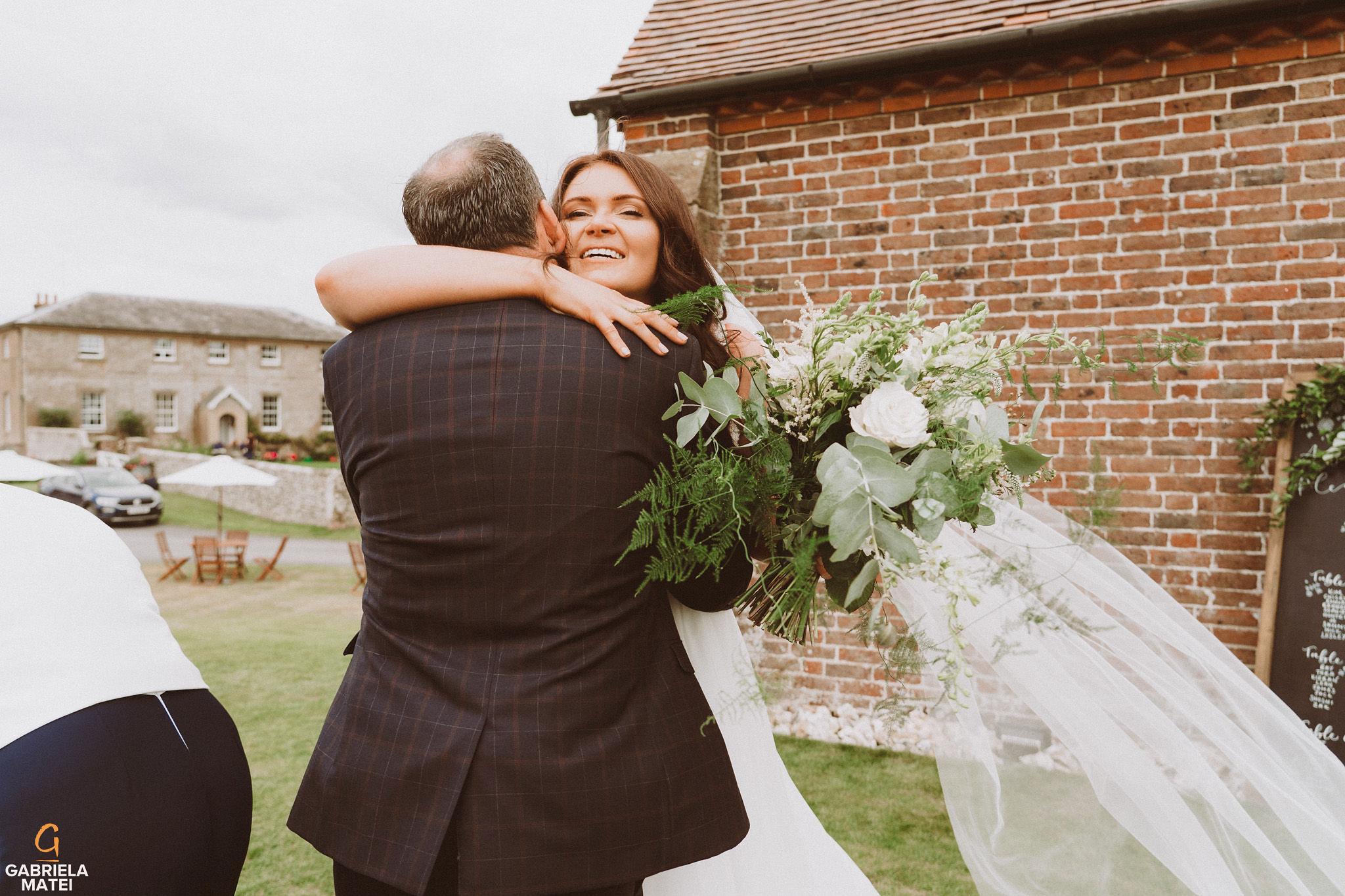 candid soth stoke wedding photographer